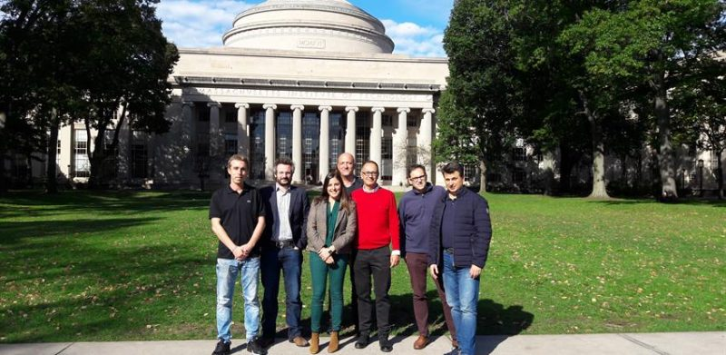 ferrovial agroman y MIT mastering asphalt performance