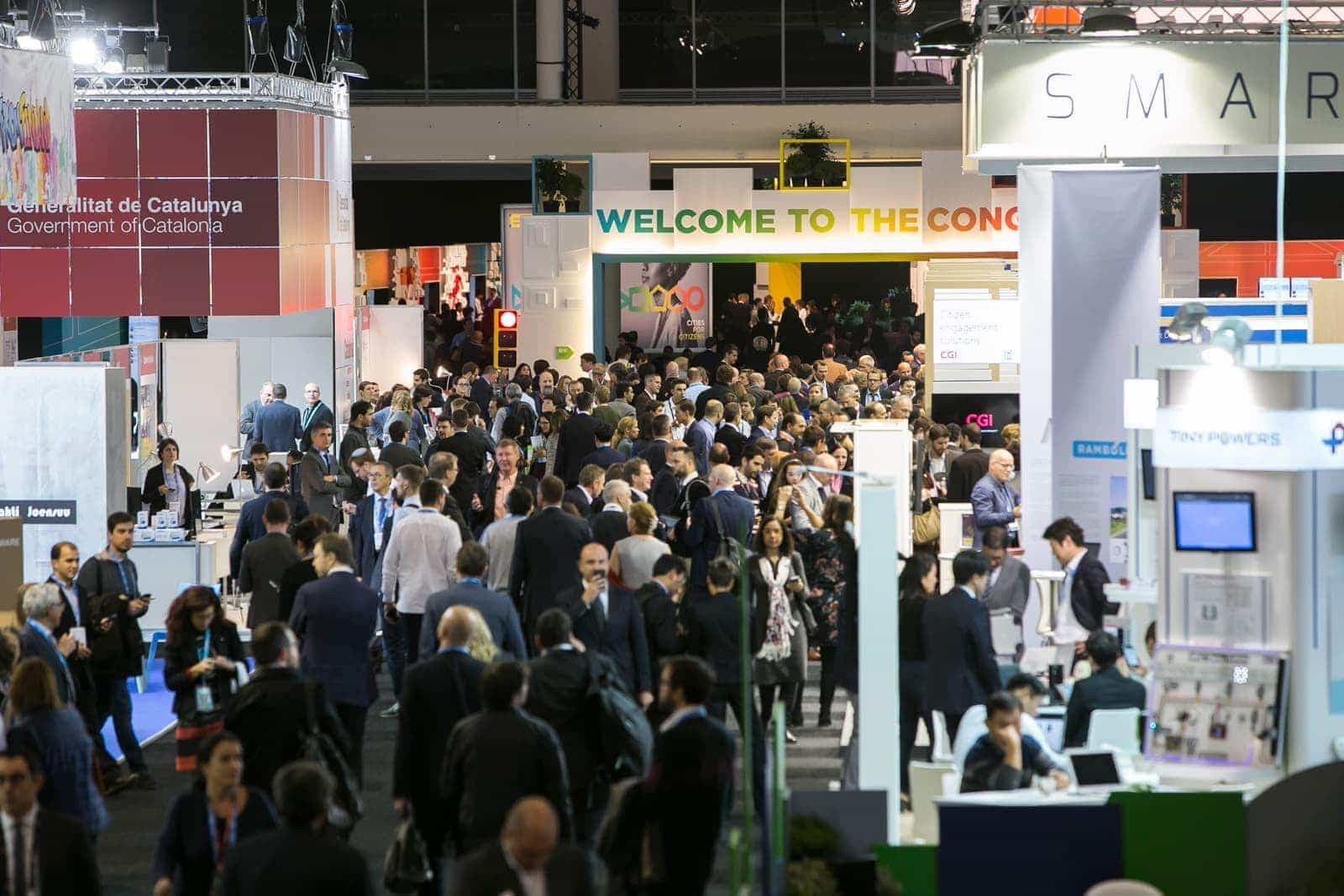 Smart City Expo World Congress 2017 in Barcelona