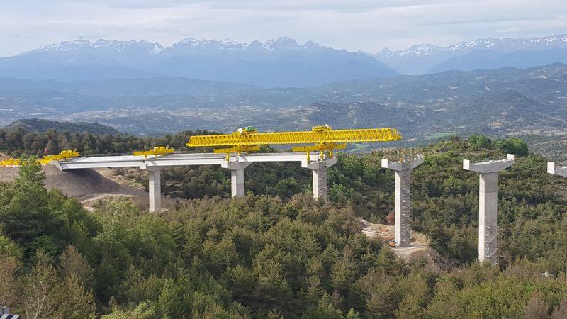 autovía mudéjar aragon espana