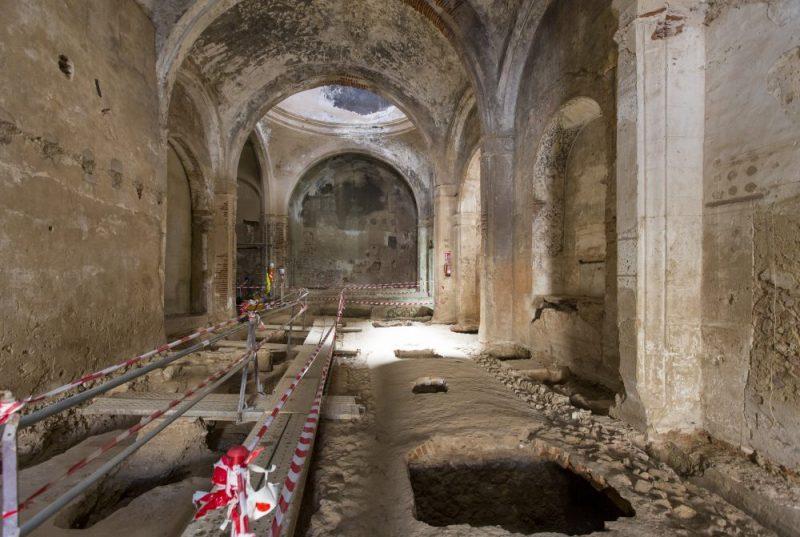 iglesia de santa catalina badajoz proyecto