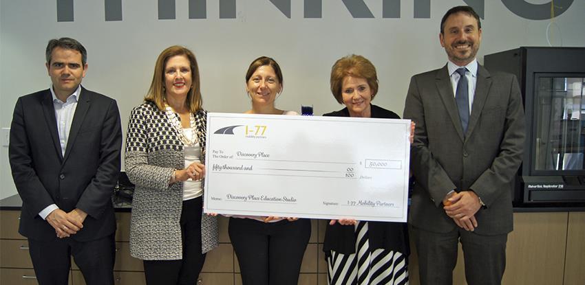 educación stem i77 donación educación