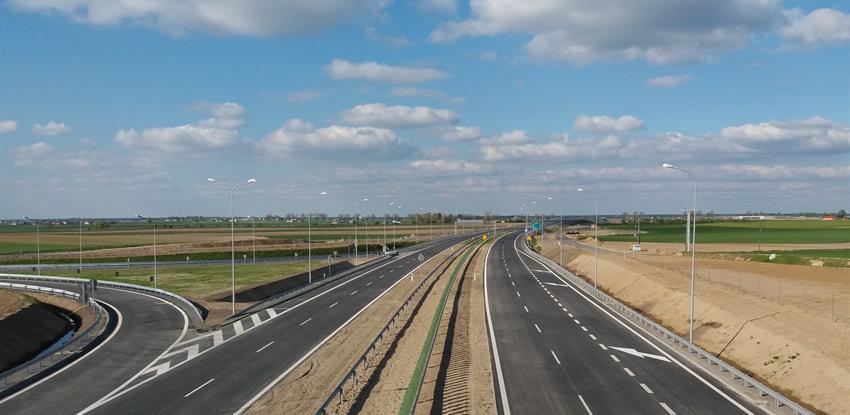 autopista polaca s5 expressway abierta