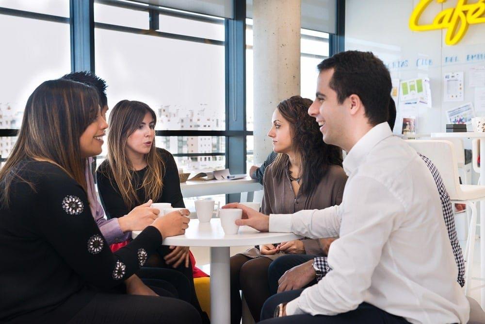 empresas más atractivas del sector estudiantes en prácticas