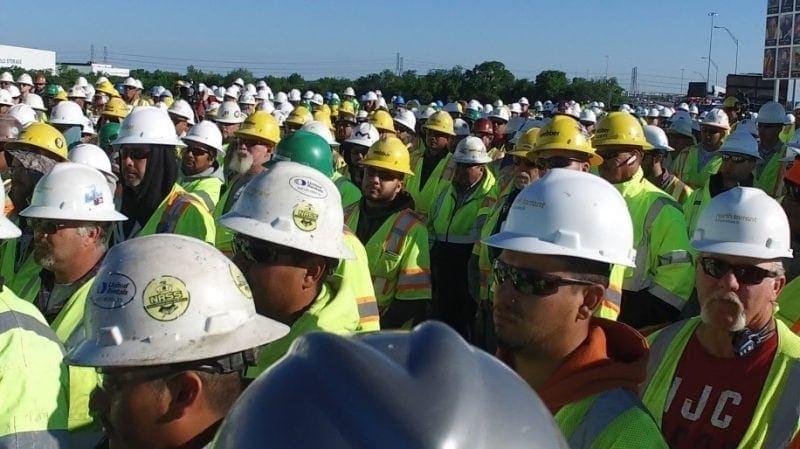 seguridad laboral evento texas