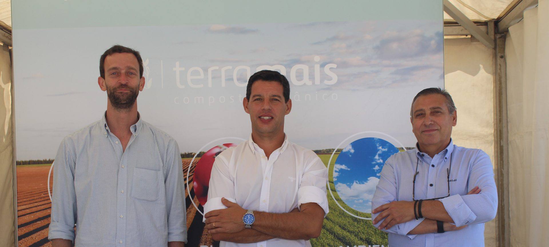 feria agrícola Agroglobal portugal compuesto orgánico