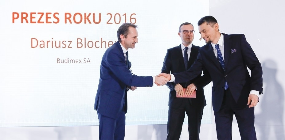 presidente del año 2016 budimex poland
