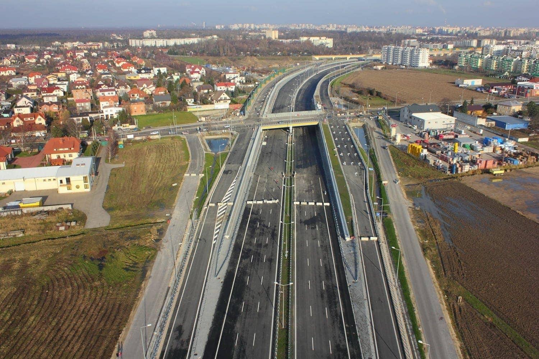 Proyecto de carretera en polonia budimex ferrovial agroman
