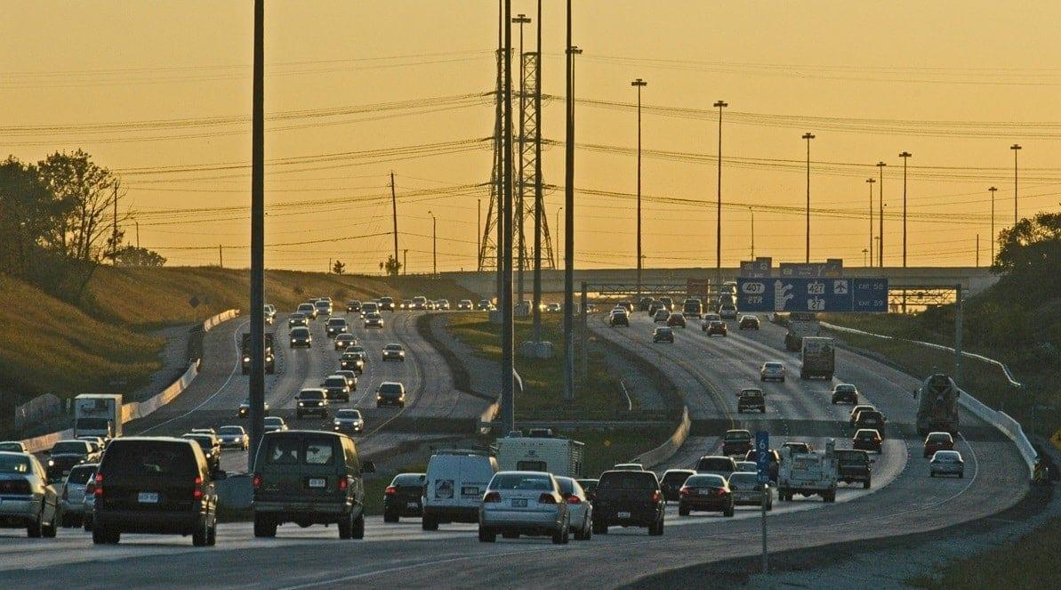 407 ETR Autopista Canada