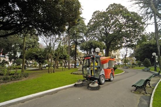 Recogida de residuos en Galicia