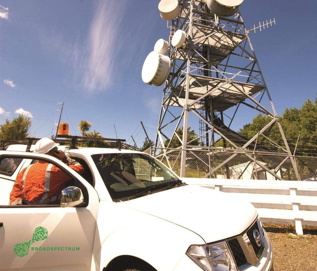 red de telecomunicaciones en Nueva Zelanda