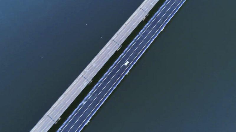 Castilblanco Viaduct badajoz spain