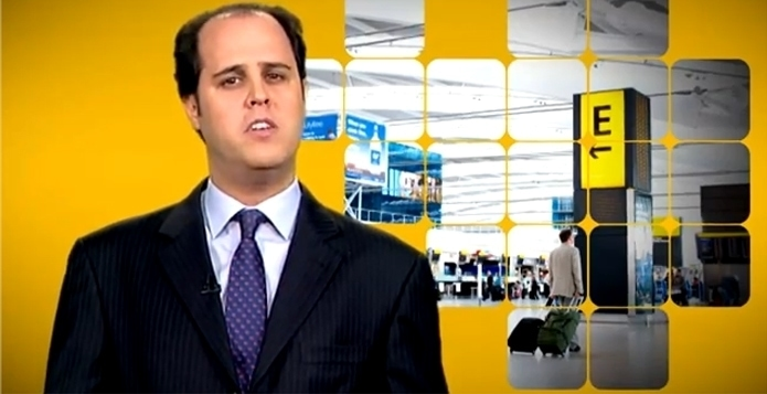 Financial Results 2012 Jorge Gil Villén CEO of Ferrovial Airports