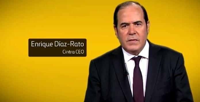 Financial Results 2012 Enrique Díaz-Rato CEO of Cintra