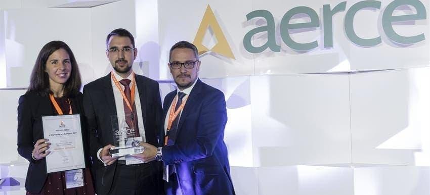 Ferrovial Wins AERCE award