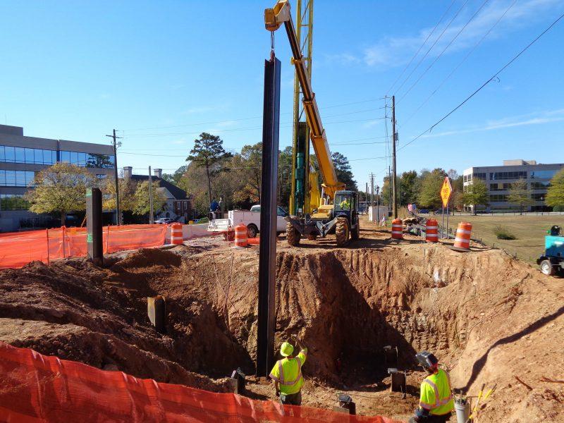 I-285/SR 400 road improvements begin