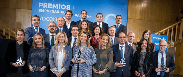 Ferrovial social action awarded at vocento business awards