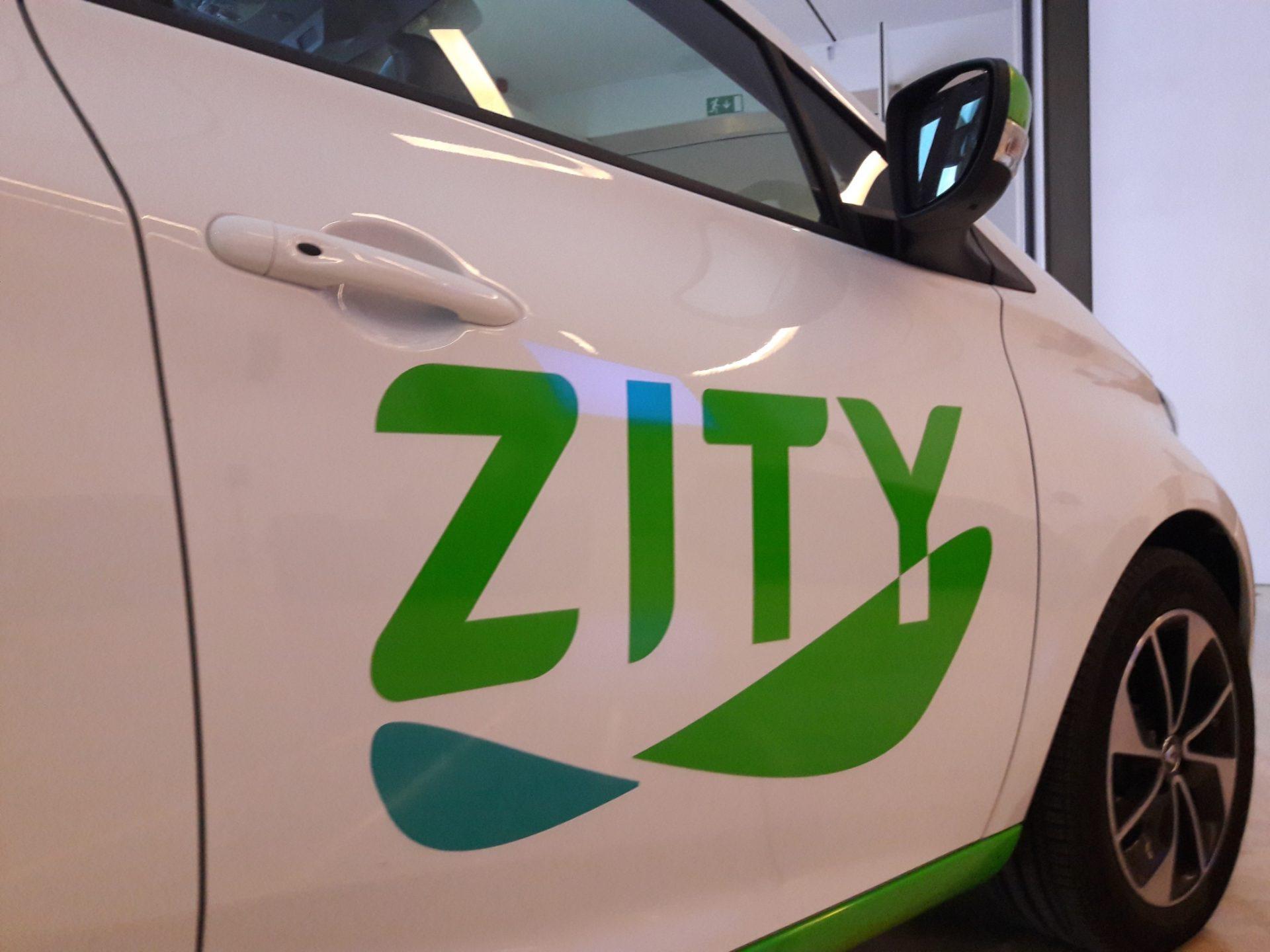 carsharing madrid ZITY