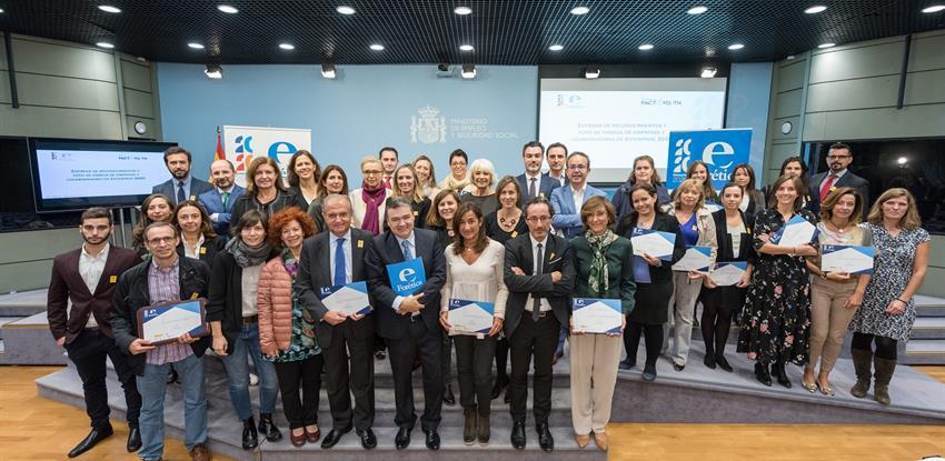 ferrovial recognized by forética orienta t enterprise 2020 group