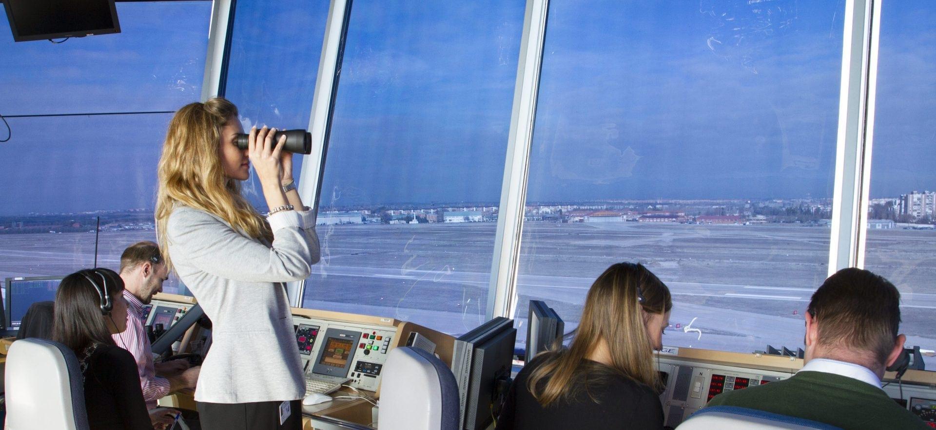 Air traffic control academy skyway air traffic control tower