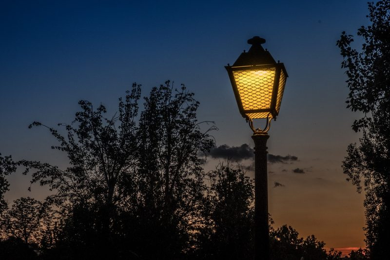 efficiency of street lighting in portugal