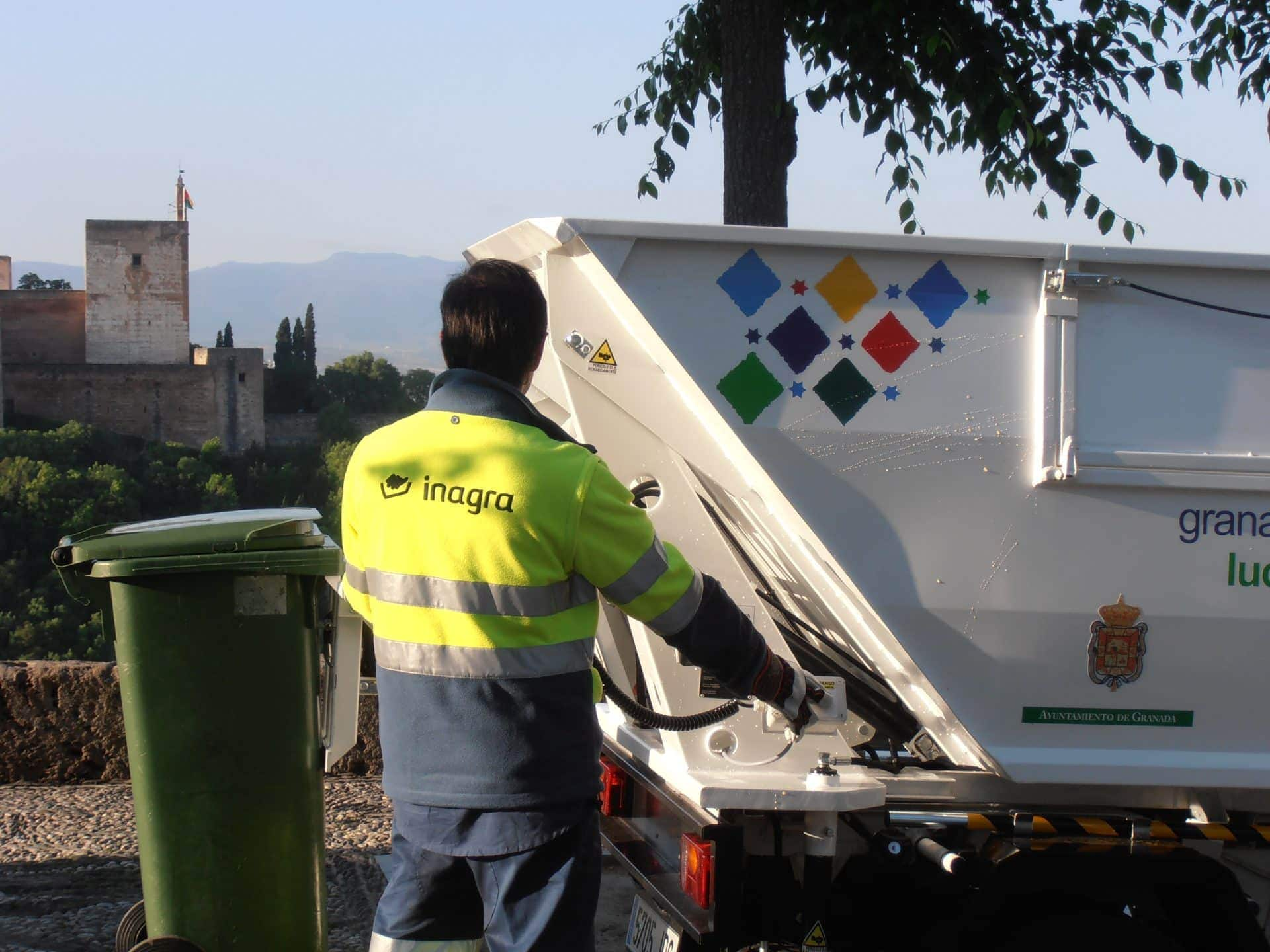 dynamic municipal waste collection project