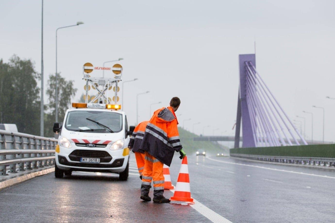 road maintenance contract poland