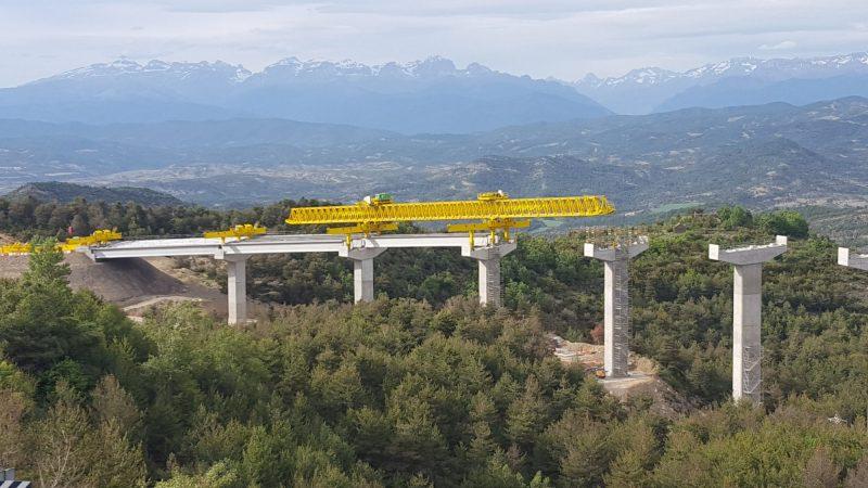 a23 motorway aragon spain