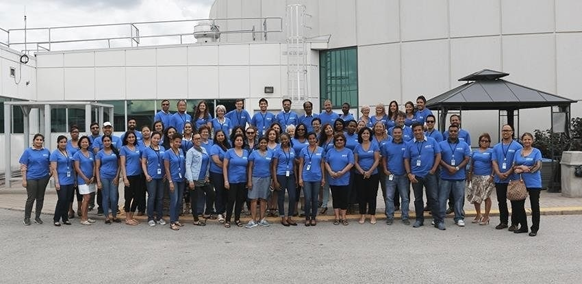 employee volunteering event 407 toronto