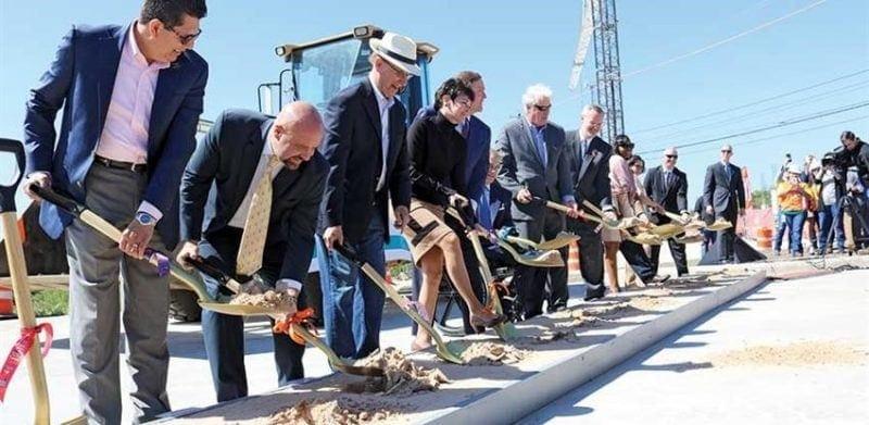 u.s. highway 281 groundbreaking ceremony