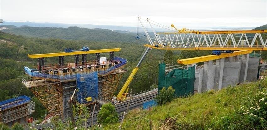 Toowoomba Second Range Crossing project australia queensland