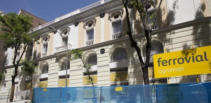 restoration project beti jai fronton madrid