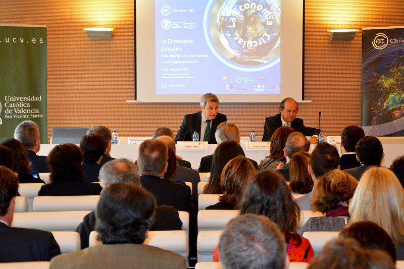 Ferrovial circular economy conference