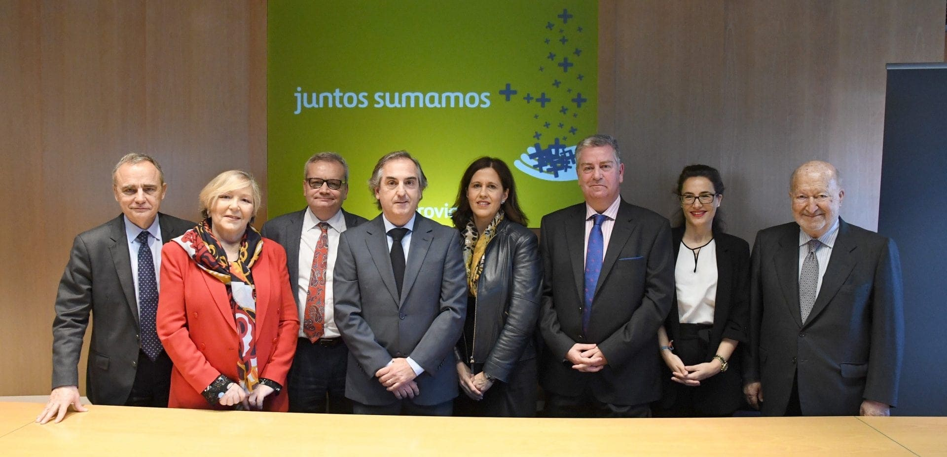 Social projects stronger together ferrovial