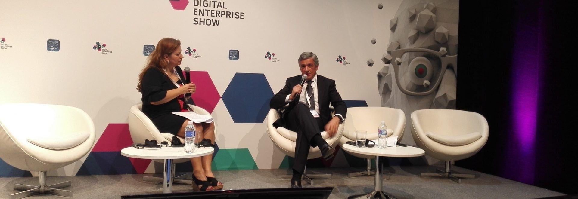 Federico Florez awarded prize for best Digital leader