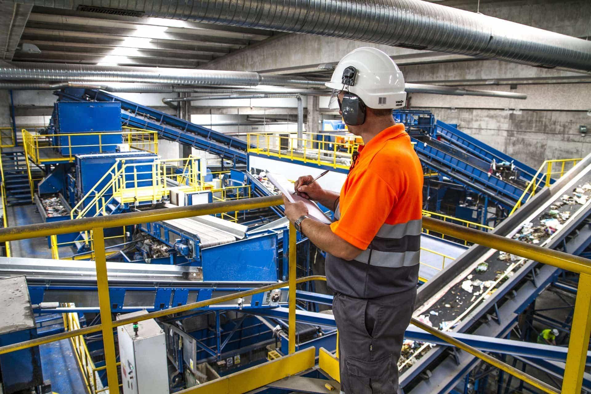 Waste Treatement Plant in Toledo