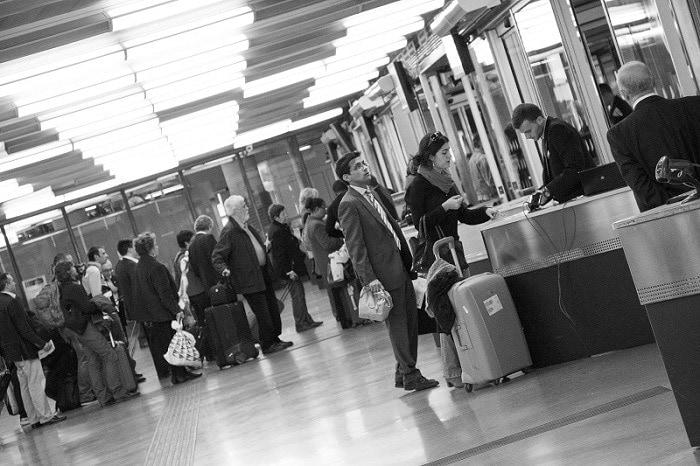 Ferrovial Servicios Renfe Control Atocha