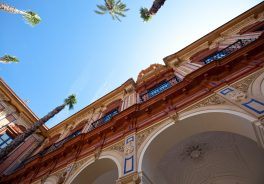 Refurbishment of San Telmo Palace, Seville
