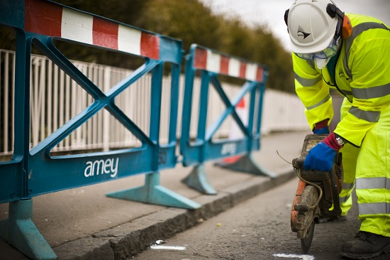 Amey sensors in Hampshire to prevent flooding