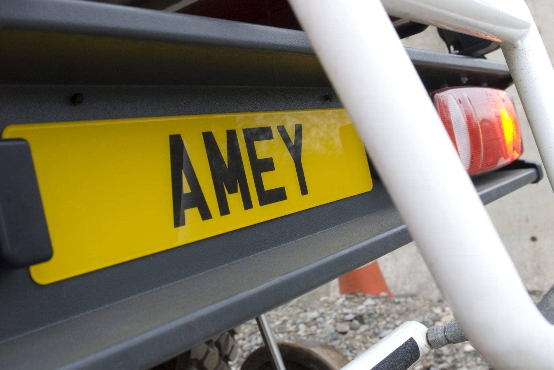 Amey app de CheckedSafe