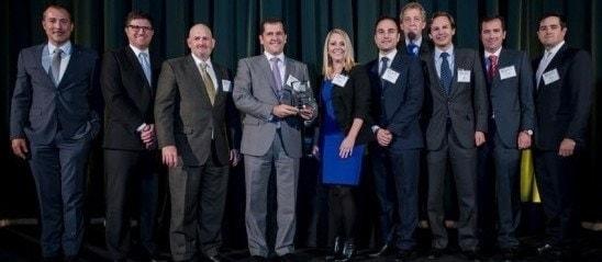 LBJ Express award