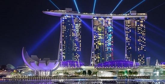 Tecnología y Innovación Singapore