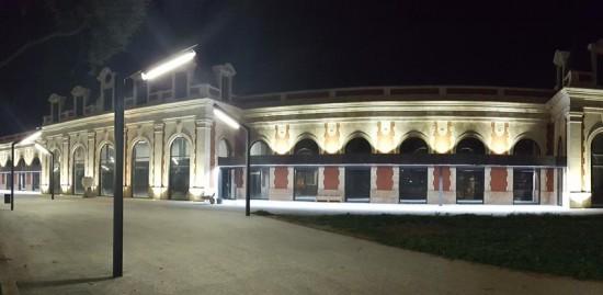 estacion de ferrocarril burgos