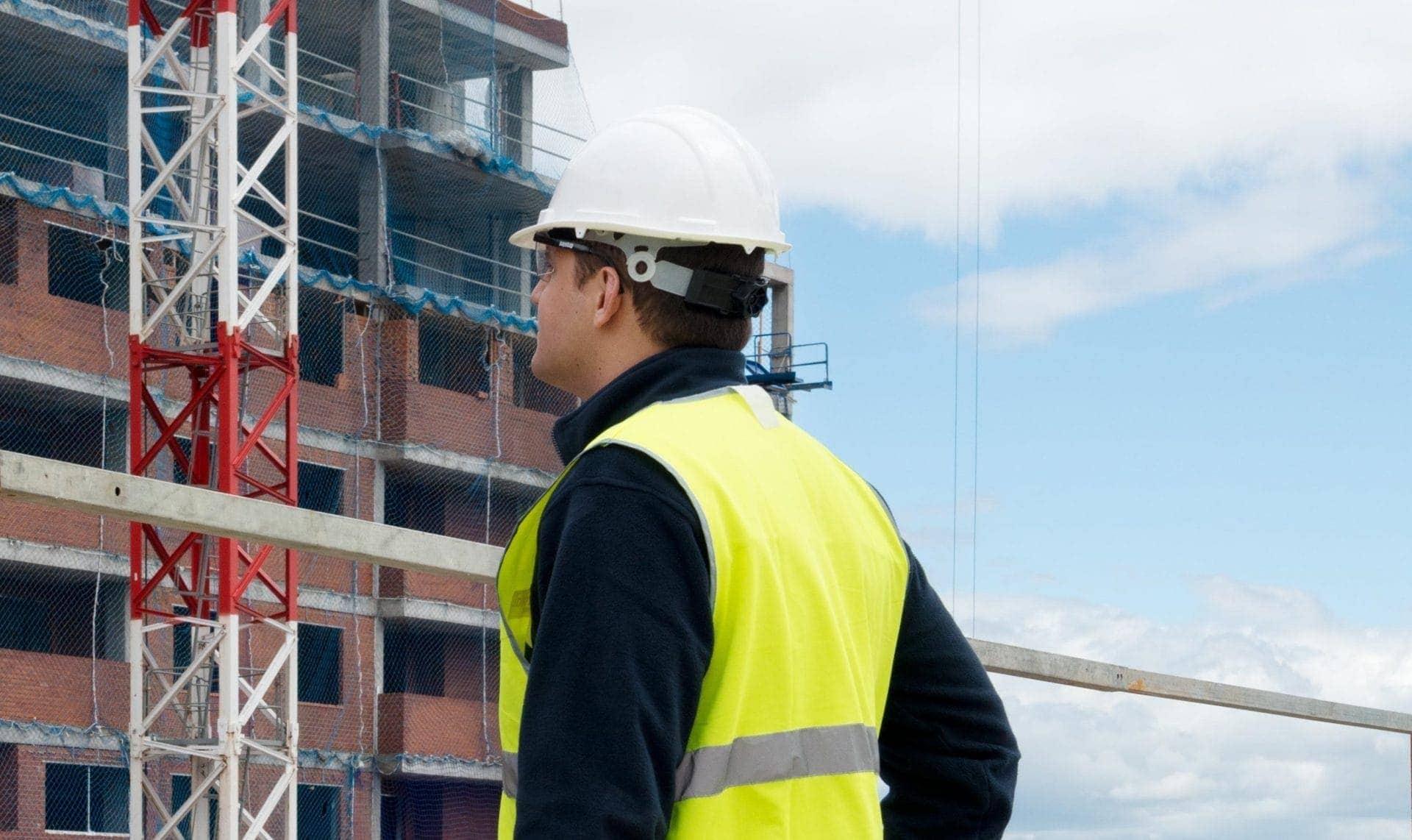 innovación en construcción seguridad en obras de construcción