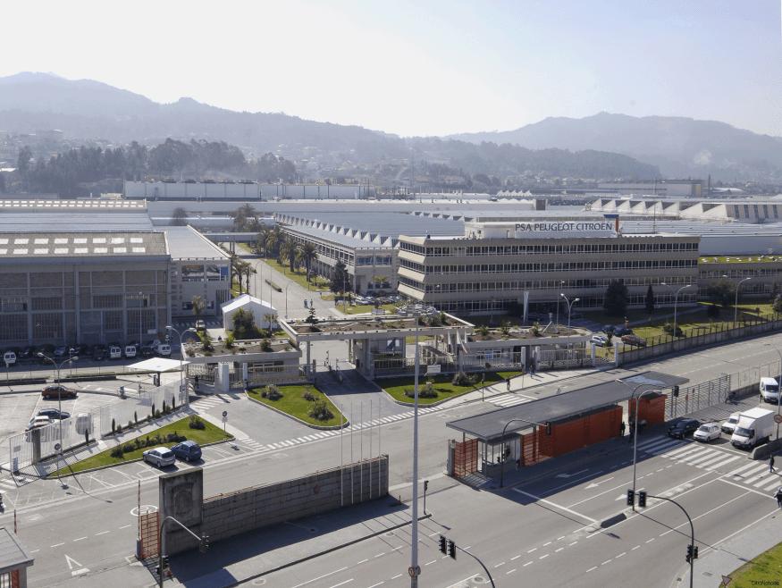 Mantenimiento de la planta de PSA Peugeot Citroën, Ferrovial Servicios