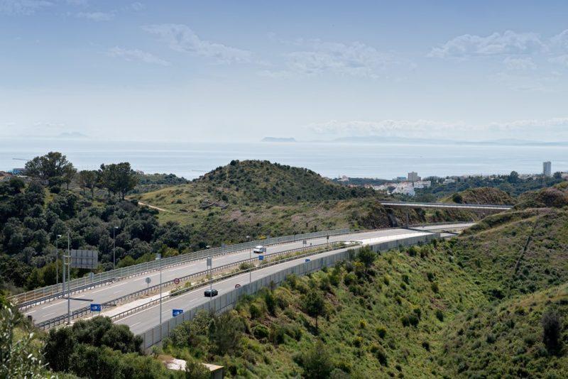 autopista del sol en málaga Ferrovial calidad iso 9001