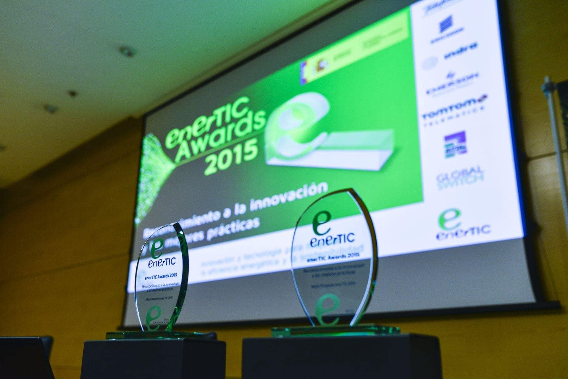 Premios EnerTIC Ferrovial Light for GLASS