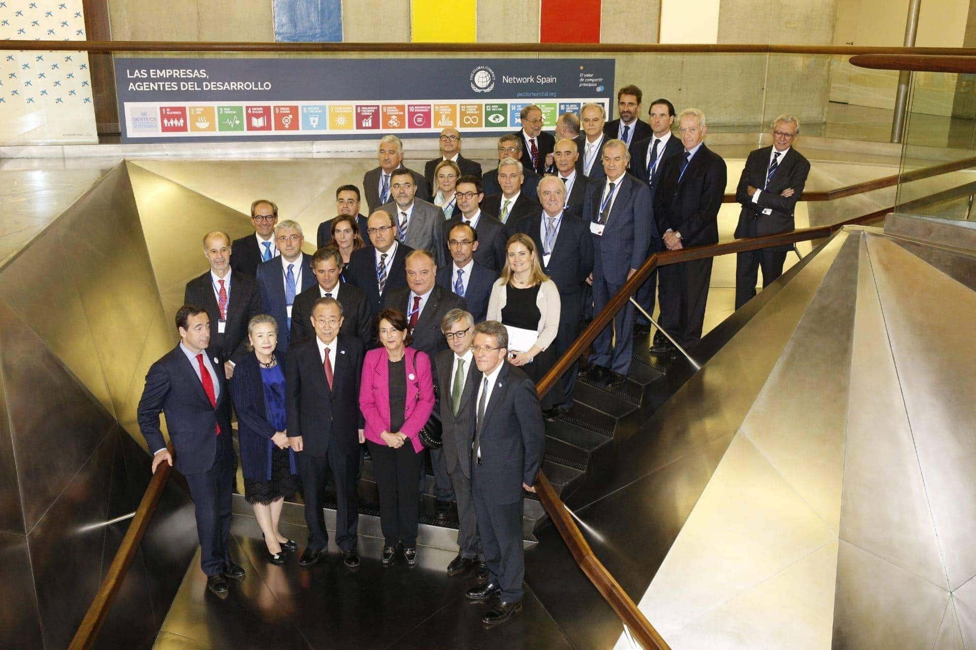 Encuentro con las Naciones Unidas