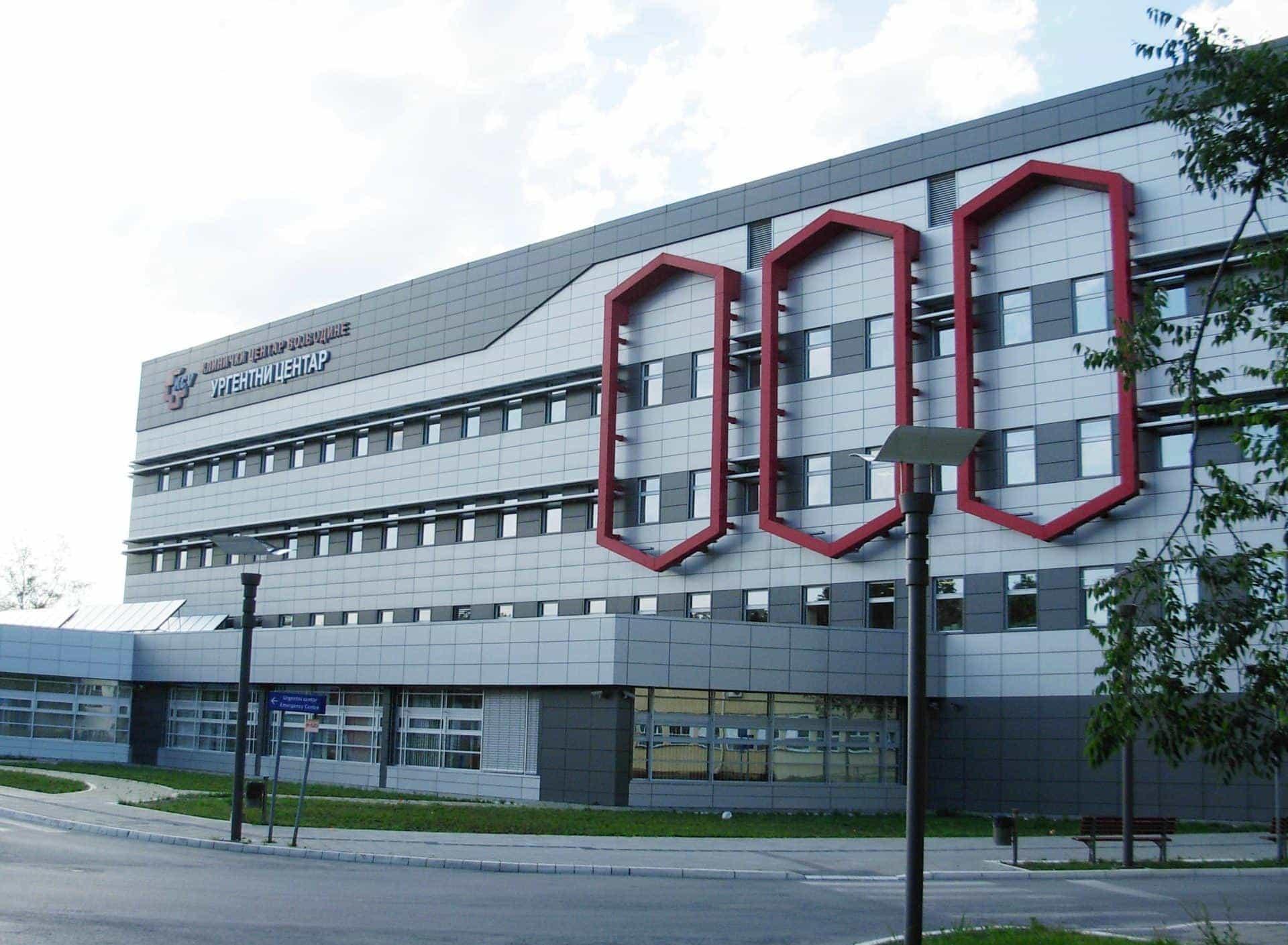 Edificio inteligente Serbia Ted4bee