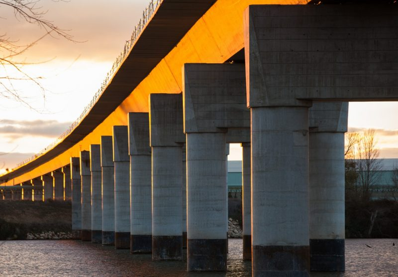 AVE Construction Line by Ferrovial Agroman