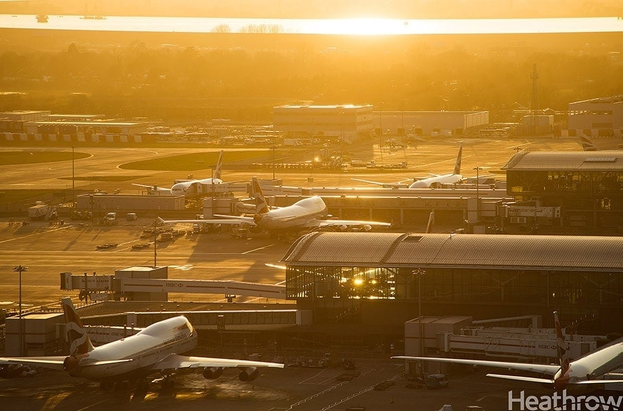 Heathrow T5B